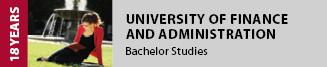 Bachelor studies